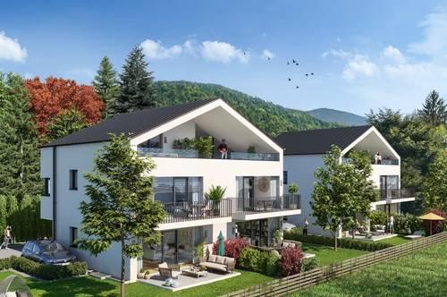 Luxuriöse Doppelhaushälfte mit Seeblick