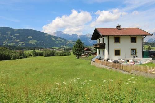 Haus mit wunderschönem Panoramablick