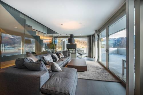 High-End Residenz mit Seeblick