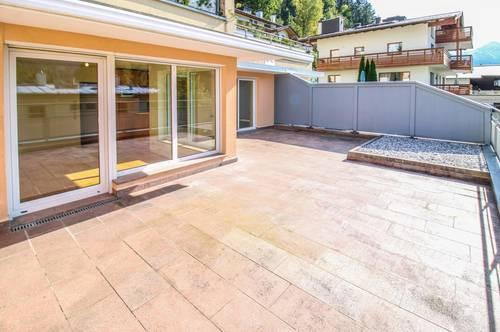 Etagenwohnung mit großzügiger Terrasse