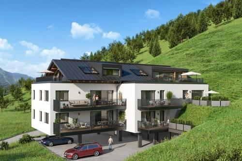 """Wohnen im Neubauprojekt """"Sonnseite"""" Rauris - Top 3"""