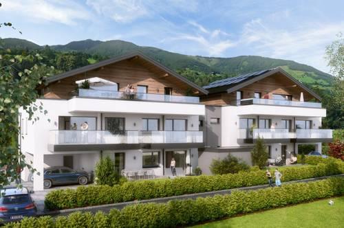 Neubau Wohnung in Mittersill