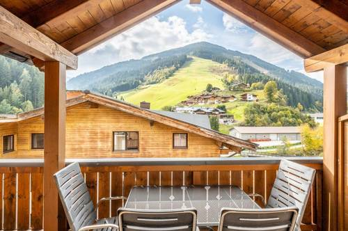 Penthouse Appartement in Skiliftnähe