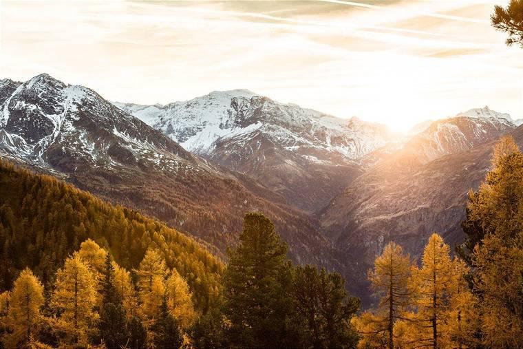 Herbstimmung auf den Bergen in Gastein (c) Gasteinertal Tourismus GmbH, Marktl (9)
