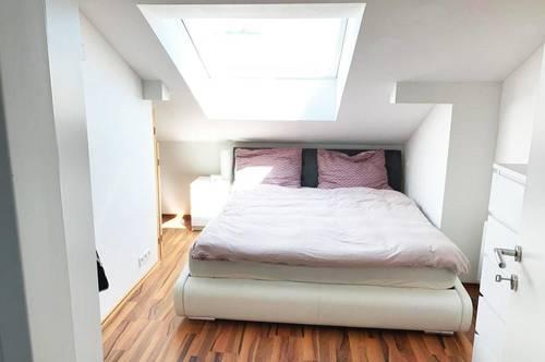 Charmante Dachgeschosswohnung in Aigen