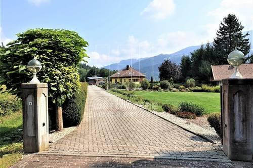 Traditionelles Anwesen im Großraum Klagenfurt