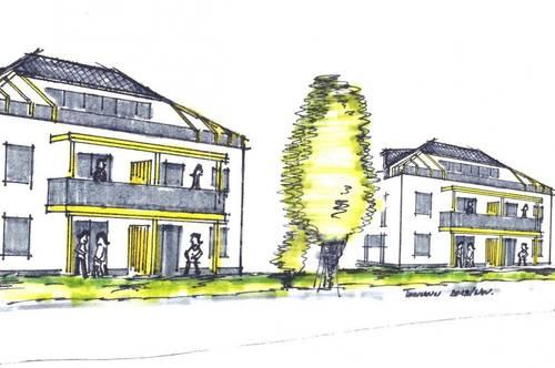 Velden ruhige Zentrumslage Projekt Stadtvillen RUBIN