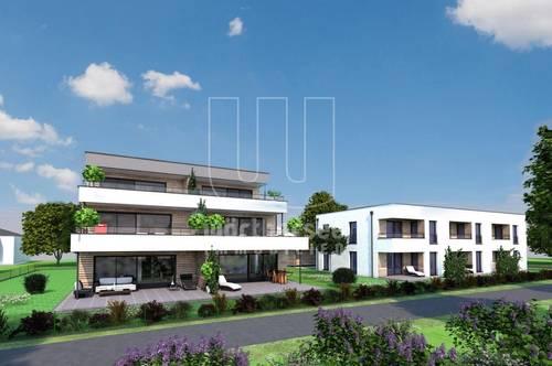 Krumpendorf: Neubauwohnungen mit Seezugang