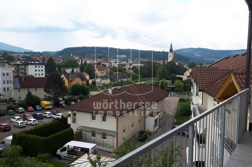 Feldkirchen - Miete - 2-Zimmer-Penthousewohnung mit Tiefgaragenplatz und Traumblick