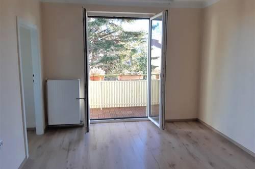 Goldene Stiege - 1 Zimmerwohnung in Mödlinger Topruhelage mit großem Balkon