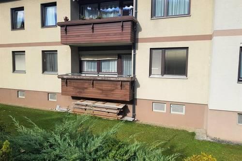 3-Zimmer-Wohnung in Mariazell mit Balkon