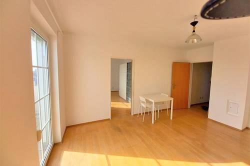 Sehr gemütliche 2-Zimmer-Wohnung in Zentrumsnähe Guntramsdorf mit Balkon!
