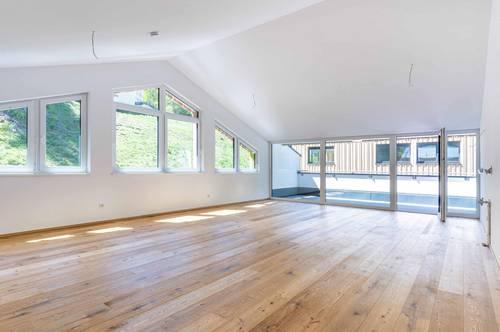 4-Zimmer Neubau Freizeitwohnsitz incl. Garage