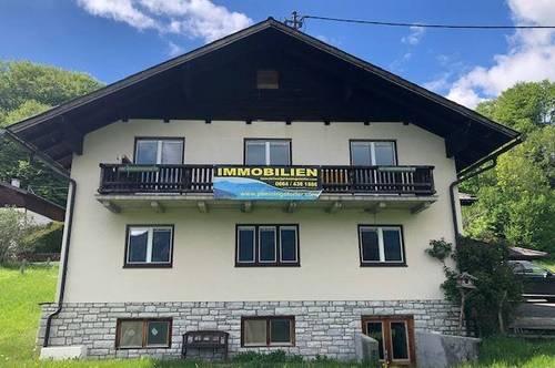 Haus mit Seeblick und Seezugang