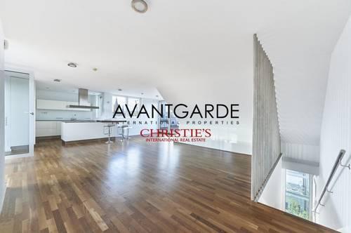 Modernes Apartment mit sonniger Dachterrasse