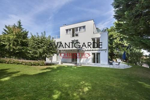 Architektenvilla mit viel Raum