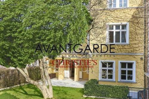Traumhafte Villa nähe Pötzleinsdorfer Schlosspark