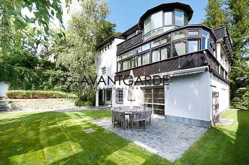 Exklusive Villa mit fantastischem Ausblick an erster Adresse
