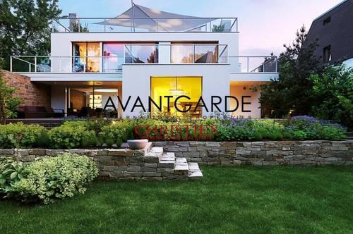 Exklusive Villa in Ruhelage