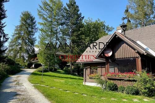 Charmantes Landhaus + Gästehaus
