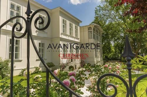 Umfassend sanierte historische Villa
