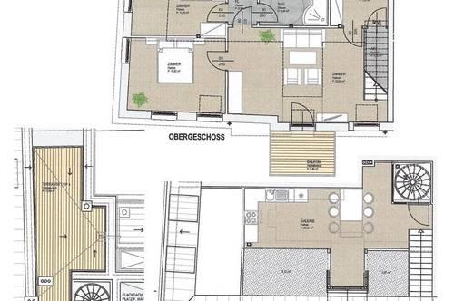 Bestandsfreies, sockelsaniertes Wohnhaus mit 5 Luxuswohnungen