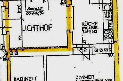 Herrliche 2-Zimmer Altbauwohnung mit moderner Ausstattung in sehr guter Lage, Nähe Augarten.