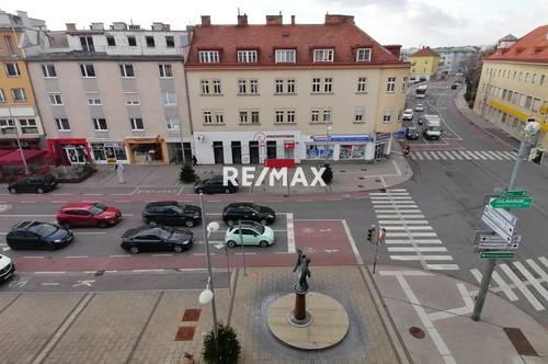 103 m² - 3-Zimmer Terrassenwohnung am Hauptplatz in Schwechat