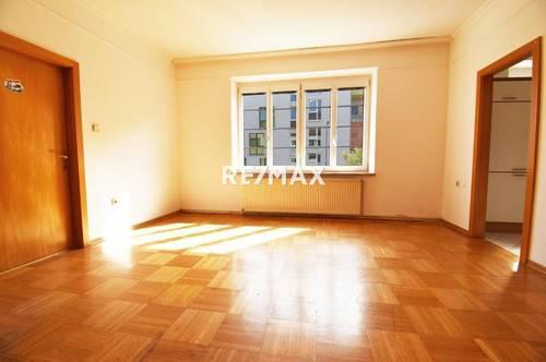 """""""DIE 08/15"""" 2-Zimmer Mietwohnung (geräumig, hell)"""