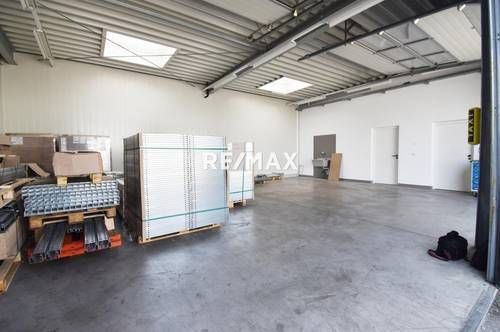 MODERNE LAGERFLÄCHEN von 200 m² bis 850 m² (Wiennähe)