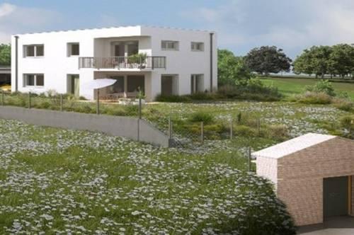 Erstbezug: Einfamilienhaus in traumhafter Grünruhelage (Haus 4) mit Weinkeller
