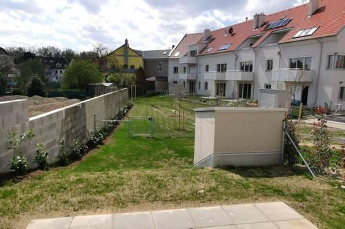 Erstbezug: barrierefreie 3-Zimmer-Gartenwohnung (provisionsfrei)