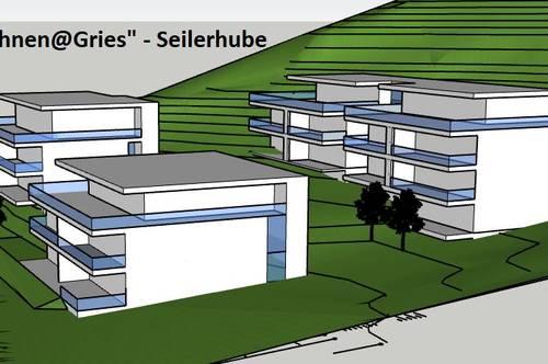 """""""wohnen@Gries"""": Wohnpark Seilerhube - kommt in Kürze!"""