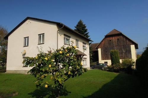 Ideales Familienwohnhaus in St. Thomas / Wolfsberg