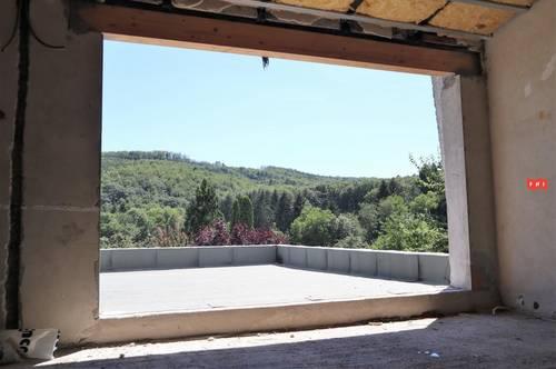 Edelrohbau in Traumlage | Einfamilienhaus