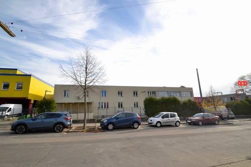 Betriebsliegenschaft mit beheizbarer Lagerhalle & Bürotrakt im Gewerbegebiet Oberlaa Nähe U1 Neulaa