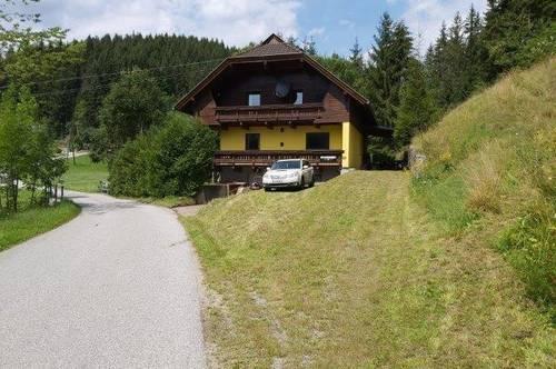Gro0es Wohnhaus in sehr ruhiger und schöner Lage