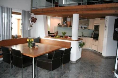 rustikale Doppelhaushälfte in Telfs