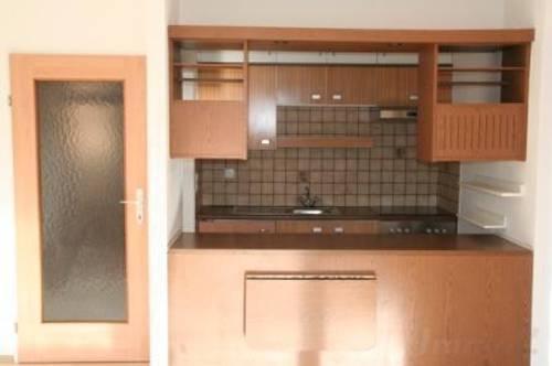 Telfs: teilmöblierte 2 Zimmerwohnung mit Balkon und Keller um € 668.--
