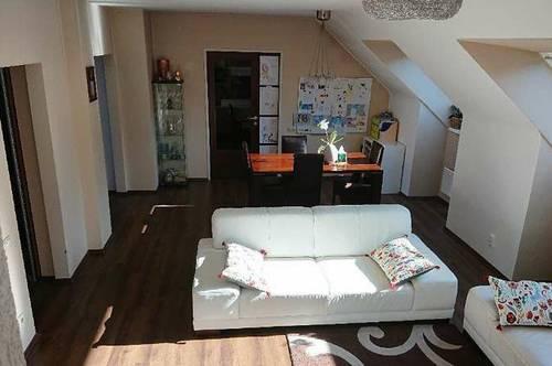 4-Zimmer-Wohnung im zentralen Teil der mittelalterlichen Stadt Hainburg
