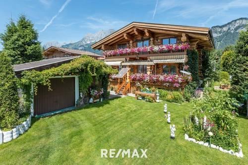 St. Johann/Tirol! Idyllisches Anwesen mit Aussichtslage
