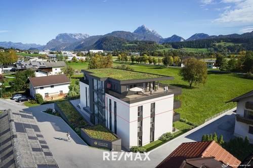 3-Zimmer-Wohnung im 2. OG! Neubaumietwohnung in Langkampfen