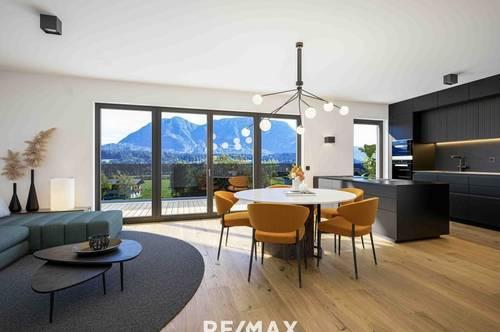 NEUBAU mit Kaiserblick! Hochwertige 3-Zimmer-Wohnung in Langkampfen