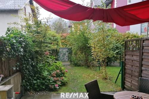 Zentrale 3-Zimmer-Gartenwohnung in Kufstein