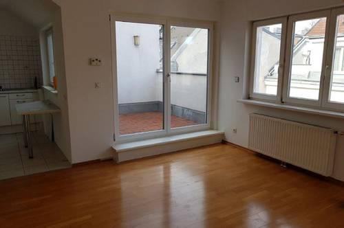 Ruhige Terrassen-Wohnung zu vermieten!