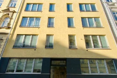 Selten schöne Terrassen-Maisonette ohne Dachschrägen!