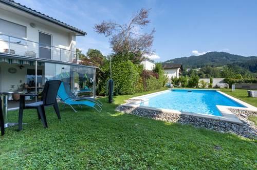 Haus in Aussichtslage - mit Wohnrecht belastet - zu verkaufen