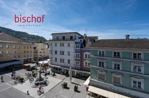 Schöne 4-Zimmer Stadtwohnung in Bregenz