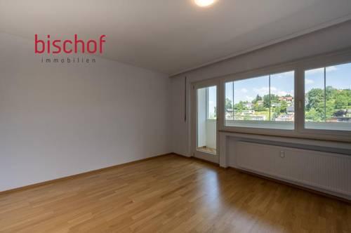 Gemütliche 3-Zimmerwohnung mit 2x Balkon in Dornbirn