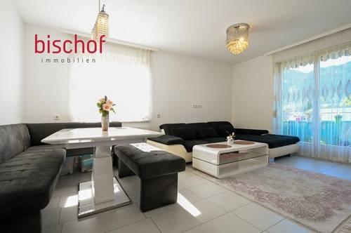 Schöne 3-Zimmerwohnung mit Balkon in Dornbirn